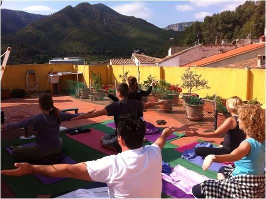 Yoga Integral por María Cervera