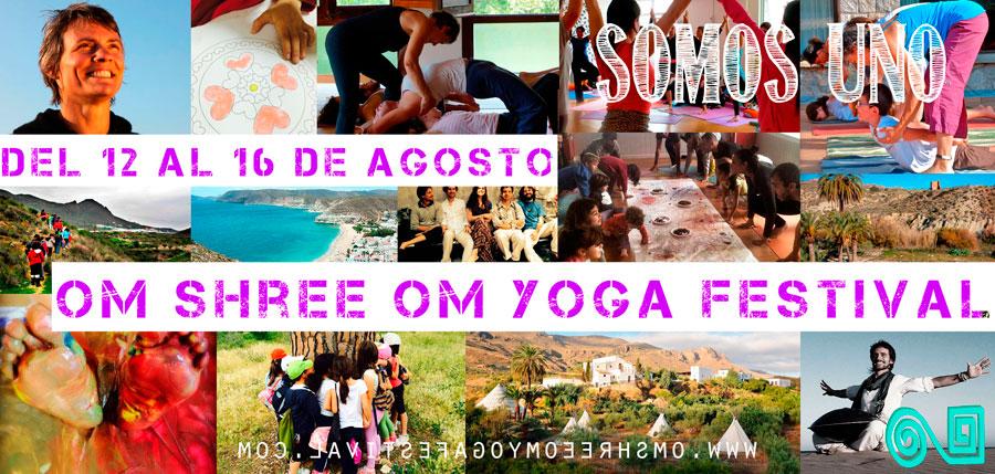 Om Shree Om Yoga Festival
