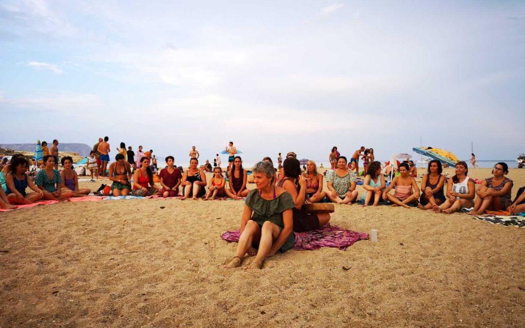 Bendiciones del Festival de Yoga